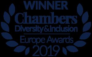 Chambers Europe Awards, 2019