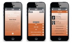 Dawn Raid App